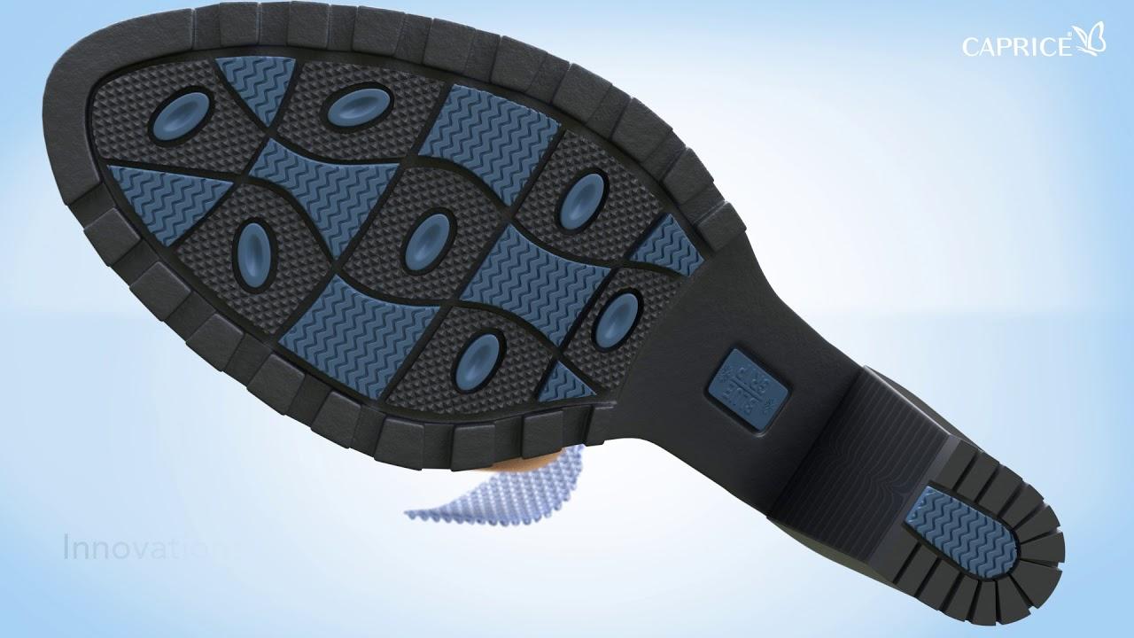 various design online retailer buy online CAPRICE - Blue Grip (English)