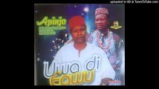 Apinjo Oduma Uwa Dikwa Egwu
