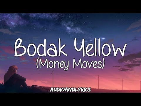 Cardi B - Bodak Yellow (Money Moves) (Clean Lyrics)