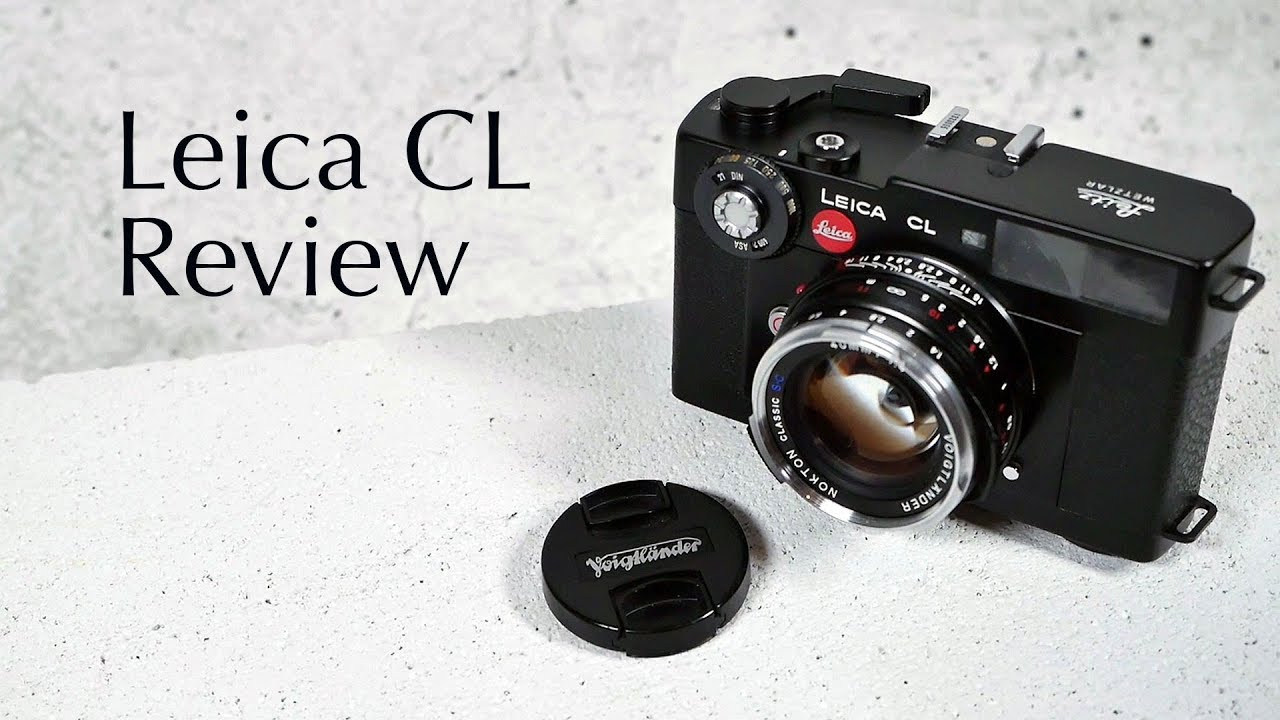 Leica CL Review (35mm M-mount rangefinder)