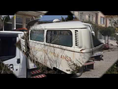 VW T2 GEZGİNİN RESTORASYONU
