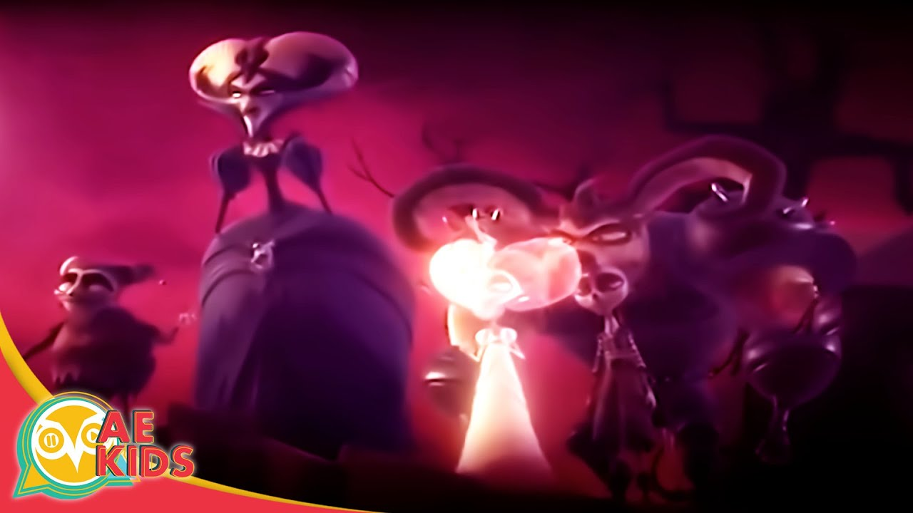 Clip 9   Dixie and The Zombie Rebellion (Animation)   AE(Kids)