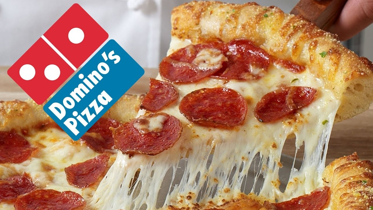 Domino's Pizza: Greatest Turnaround in Recent Business ... Dominos Pizza