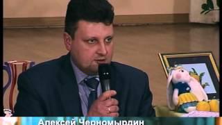 После уроков (Алексей Черномырдин и Евгений Нижник)