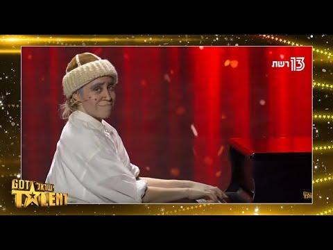 גולדן גירל: ליציה (אנה סנגר) כובשת את הבמה במופע נוטף כישרון