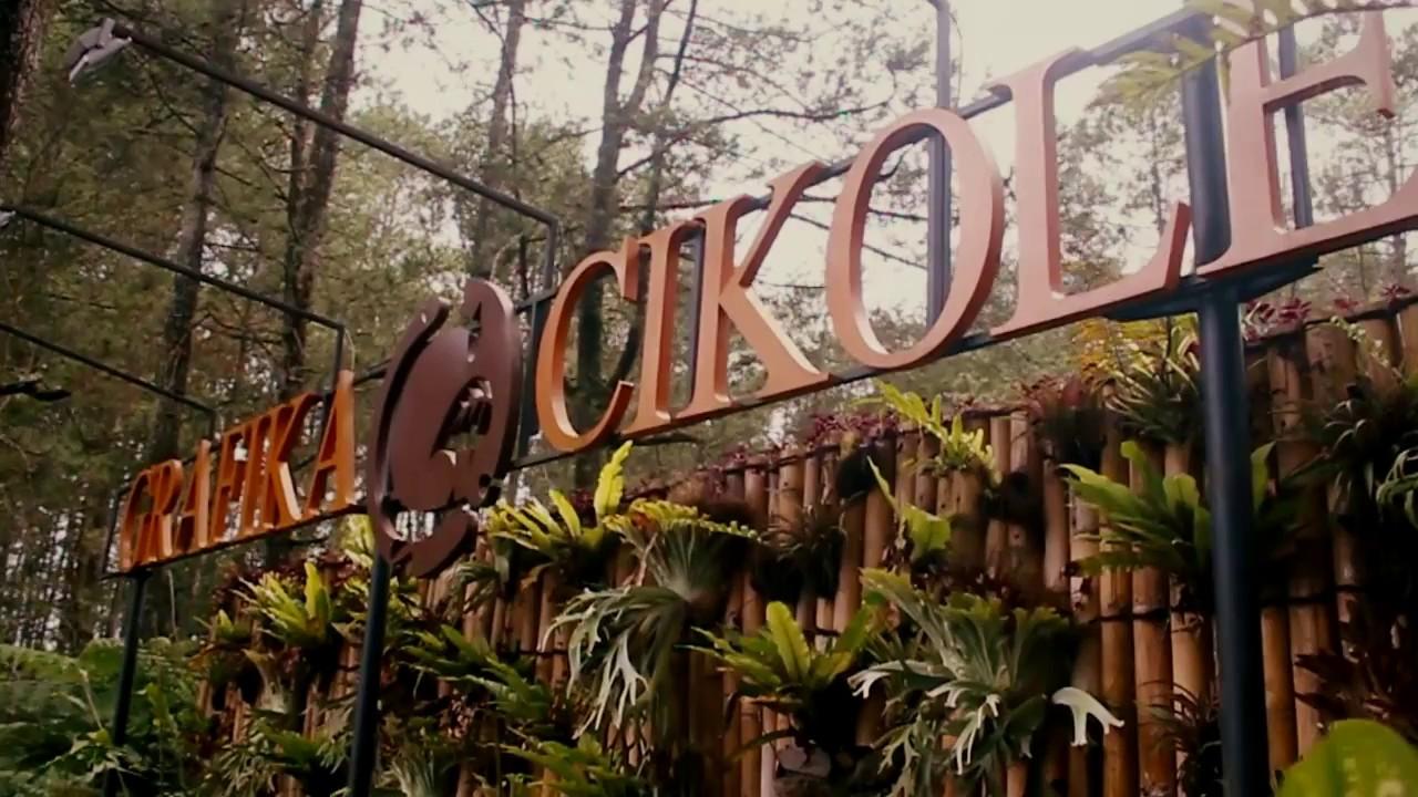 Wisata Bandung Cikole Lembang Youtube