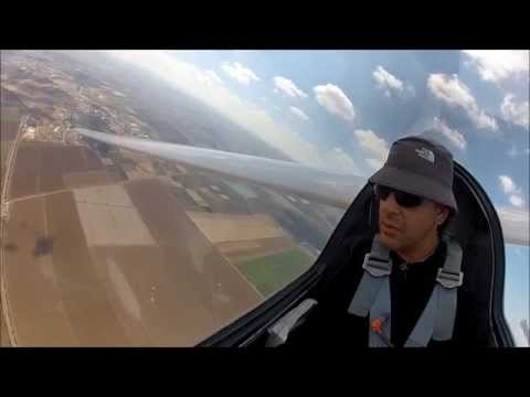 Gliding in Megido  - Mission one - Michael Weinraub
