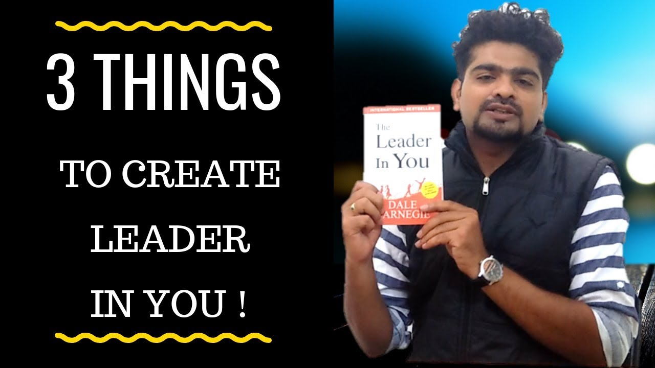 dale carnegie the leader in you free download pdf