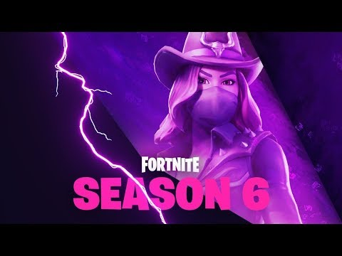 New Season 6 Cowgirl Skin In Fortnite New Fortnite Season 6