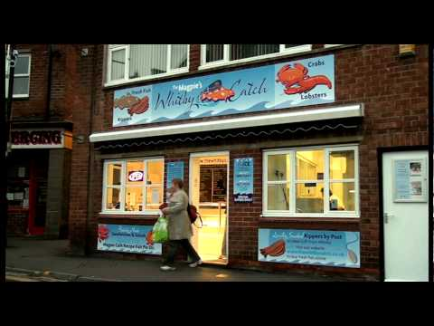 Seafood Cafe and Restaurant, Whitby, North Yorkshire, Yorkshire and the Humber