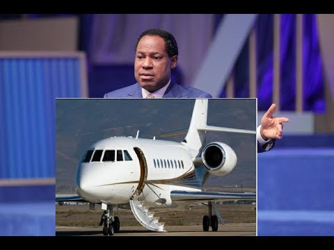 Pastor Chris Oyakhilomen adds to his fleet of private jets