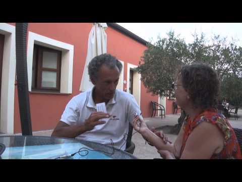 Parlant català a l'Alguer amb un sard