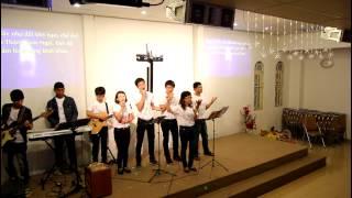 Giờ Thờ Phương Chúa (CT CNTTP Phấn Hưng  LEC 2014)