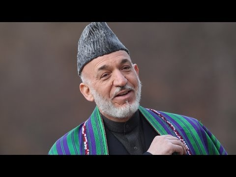 The Karzai Interview