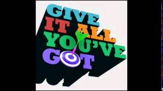 Daniel Vallberg & Judith Vallberg - Give It All You