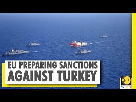 Turkey Begins Military Drill Near Cyprus | East Mediterranean | World News