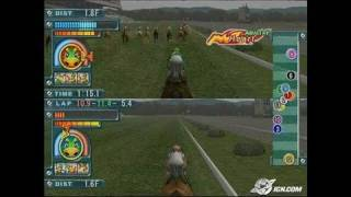 Gallop Racer 2004 PlayStation 2 Gameplay_2004_06_18_2