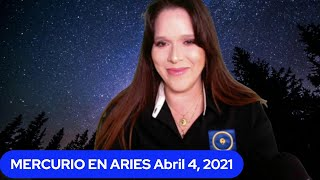 MERCURIO en ARIES El Día de PASCUA Abril 4, 2021 y Cómo Afectará a Cada Signo