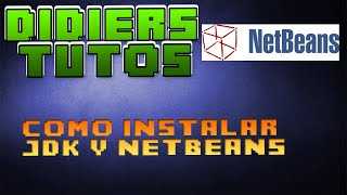 Como instalar NetBeans y JDK  en windows
