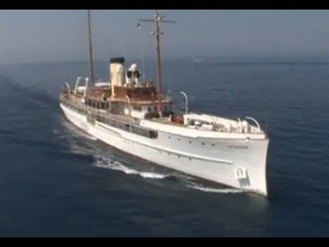 SS Delphine Historic Luxury Yacht