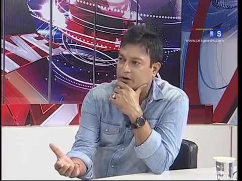 Jatin Bora interview at Xakhyat with Ajit Kr Bhuyan