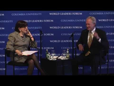 A Conversation with Governor Lincoln D. Chafee