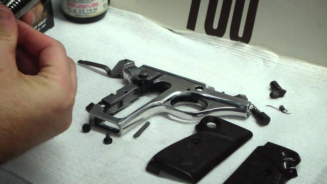 Beretta model 70 new puma restoration part 1 youtube for Mobel 70 reduziert