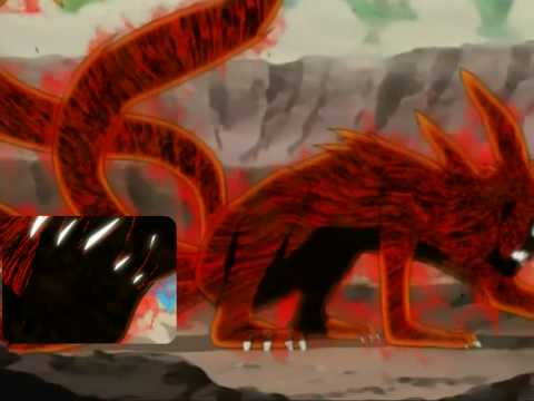 Naruto Shippuden: 4 Tails Naruto vs. Orochimaru What I've Done AMV