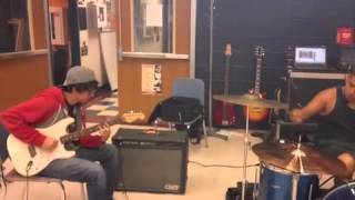 Alan Guckian, Eastside Memorial High School, Austin TX