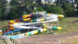 Aqua Magic Park, Sociteni, Moldova, Part 1