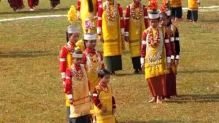 Khasi Veikin Festival in Meghalaya, India