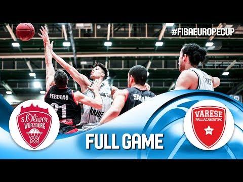 Dinamo Sassari v Bakken Bears - Full Game