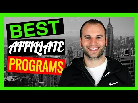 Best Affiliate Programs 2017: $7000 Per Sale