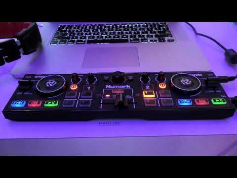 The DJ Expo 2017 - Numark DJ2GO2 Walkthrough Video