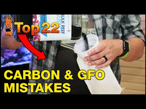 How PURIT or Chemi-Pure works? Carbon in a filter sock? These and More Top 22 Filter Media Mistakes.