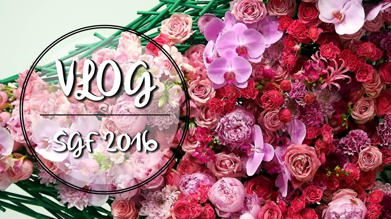 Garden By The Bay Flower Festival visit : singapore gardens festival 2016, gardensthe bay - youtube