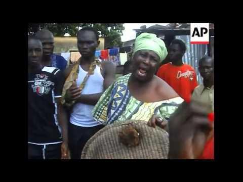 Violence halts Guinea presidential campaigns