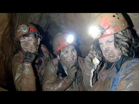 Keith's Cavers in The Search for the Missing Potholer - Part Three