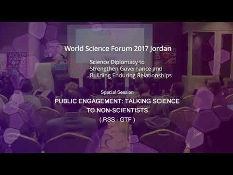 2017-11-09 Special Session, Public Engagement: Talking Science to non-Scientists