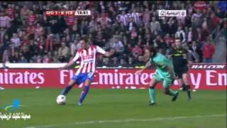 Barcelona vs Sporting Gijon 1 1   HD 720p All Goals   Full Match Highlights   12 02 2011