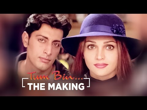 'Tum Bin' Film Making | Priyanshu Chatterjee, Sandali Sinha, Himanshu Malik, Rakesh Bapat | T-Series