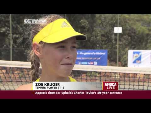 South African sisters eyed to be the future of women's tennis