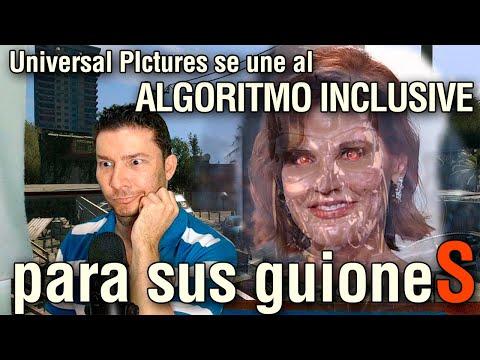 Universal Pictures Y Geena Davis En PRO Del ALGORITMO Que Revisa GUIONES INCLUSIVOS. IvanchoV