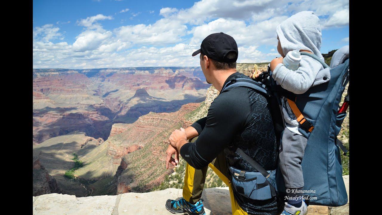 Америка, Гранд Каньон - Grand Canyon, America