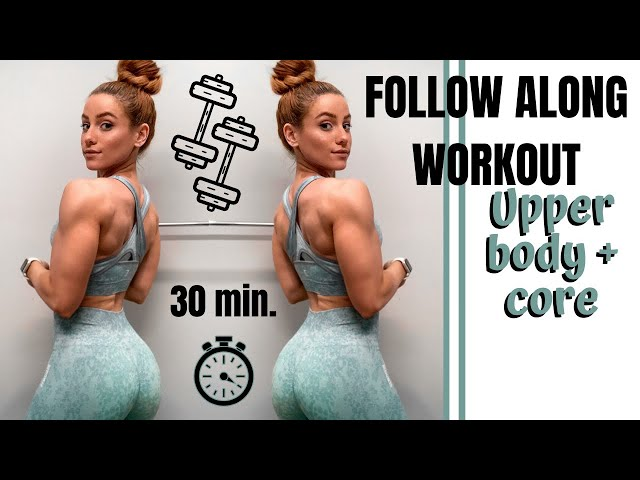 30 MIN HOME WORKOUT *intense* | LAUREN FINDLEY 2020
