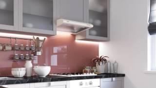 видео Вытяжка рециркуляционная для кухни: преимущества, как выбрать и установить