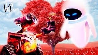 Валл-И — дополнительные материалы и удалённые сцены мультфильма WALL-E! Мультик от Дисней [Обзор]