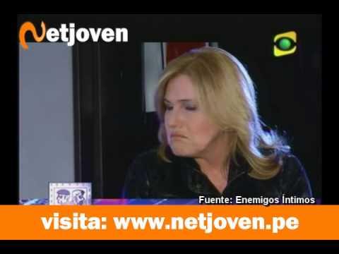 Monica Delta afirma que no tiene problemas con que Mávila Huertas pasee con sus hijos