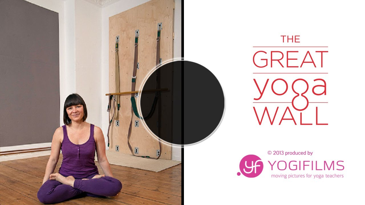 The Great Yoga Wall - Sonja Eigenbrod