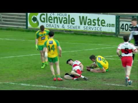 EirGrid GAA Ulster U21 Football Championship Final - Donegal v Derry, Monday April  10th 2017